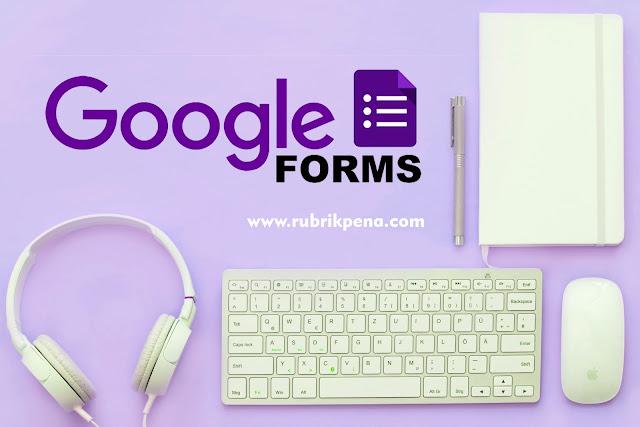 cara menggunakan Google Formulir untuk Ujian Online