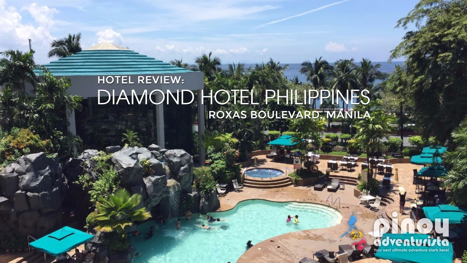 Hotel Review Diamond Manila Philippines