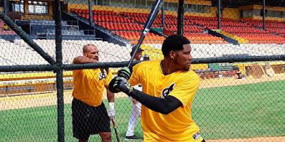 Rainel Rosario listo para pagar deuda con las Águilas Cibaeñas