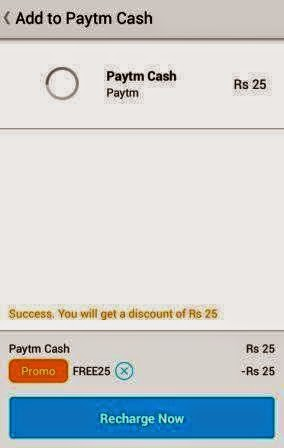 Paytm rs.25 Sign up NKWorld4U