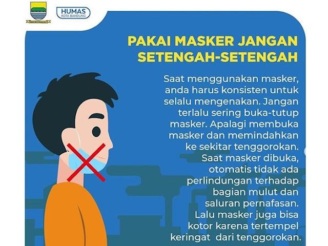 Bila AKB Diperketat Kurang Berjalan, Pemkot Bandung Bakal Terapkan PSBMK