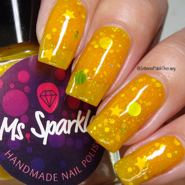 Ms. Sparkle - Sun Dragon
