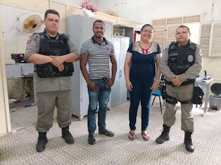 Policiais do 4º BPM realizam patrulhamento escolar nas cidades da região