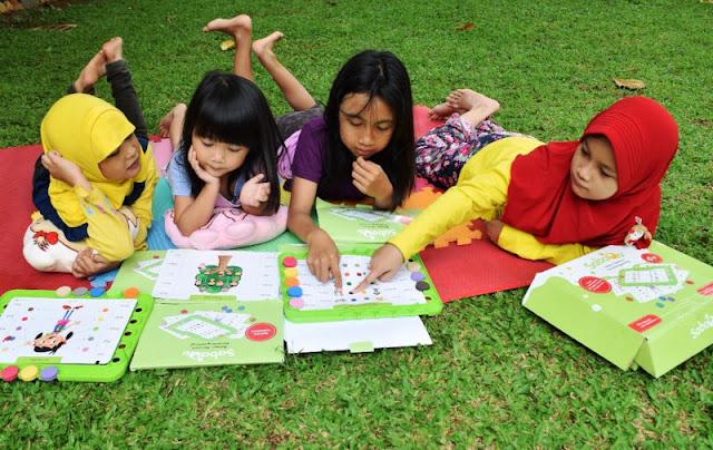 Melihat Anak-Anak dari Kecerdasaan dan Pembelajarannya : Motivasi Untuk Belajar dan Memahami