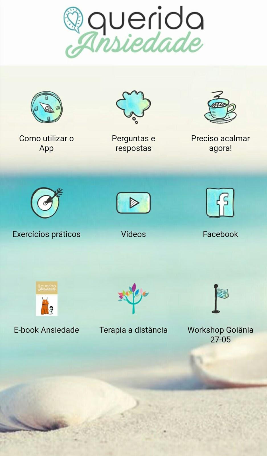 Aprenda a controlar a ansiedade com este aplicativo