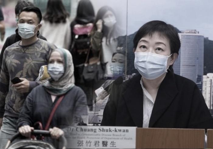 Terus Melonjak Tinggi, Hong Kong Hari Ini Laporkan 118 Orang dikonfirmasi Positif Terinfeksi Virus Corona Termasuk 3 Buruh Migran