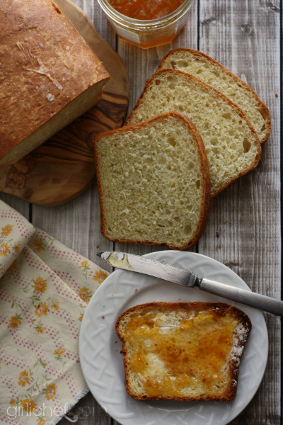 <b>Water-Proofed Bread</b> {Bread Baking Babes}
