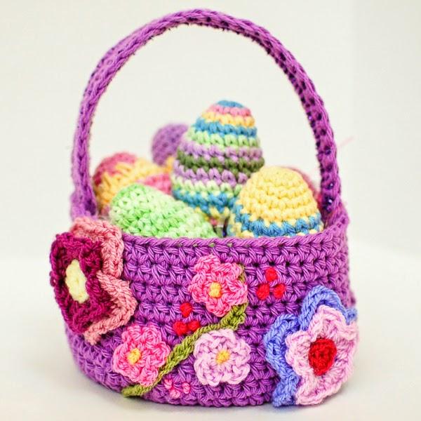 La Magia del Crochet: LA PASCUA EN CROCHET