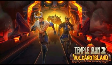 Temple Run 2 - Volcano Island APK MOD For Android download free