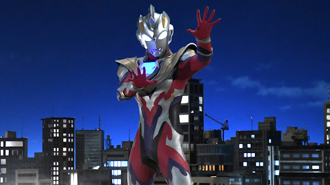 Ultraman Z Episode 8 Subtitle Indonesia