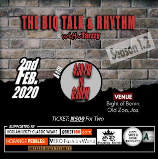 The Biq Talk & Rhythm with Tarzzy Season 1.2