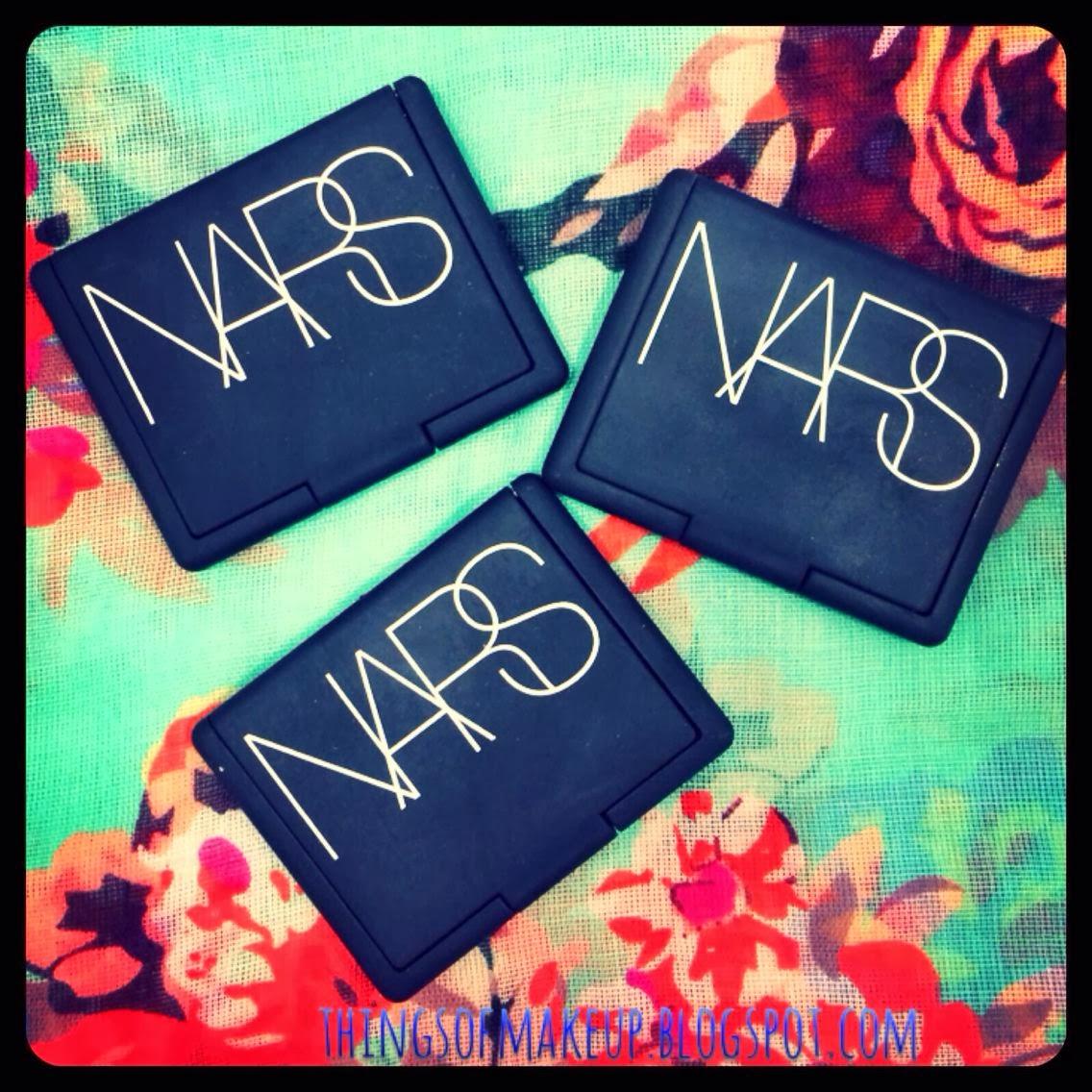 Coloretes de NARS