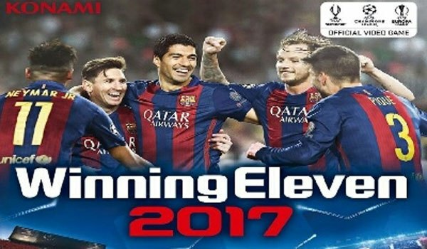 Winning Eleven 16 & 2017 APK - FREE Updated MOD WE 12 Android