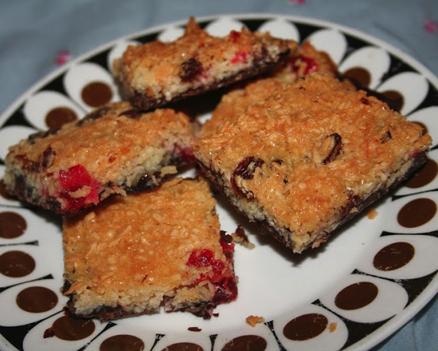 The Butterfly Balcony - Picnic Slice recipe