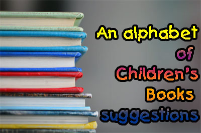 #atozchallenge Usborne books for Children
