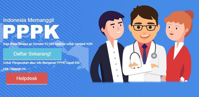 Bagaimana Cara Mendaftar Pppk Dan Login Sspk Bkn Go Id Via Sscasn