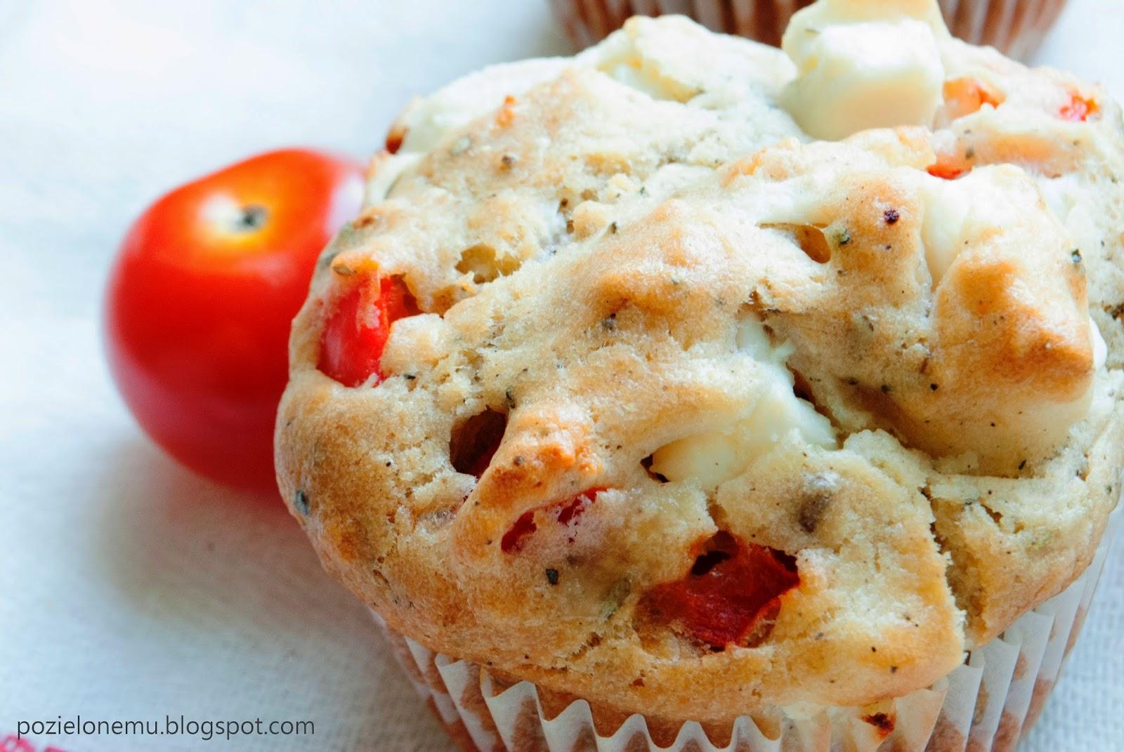 muffiny z fetą
