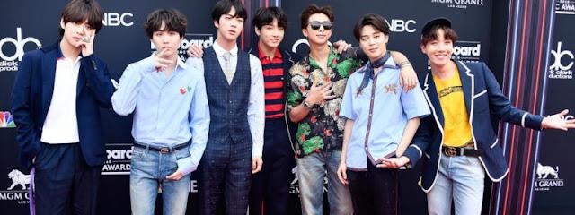 Pecahkan Rekor K-pop, BTS Tempati Peringkat Pertama Penjualan Album di Amerika Serikat