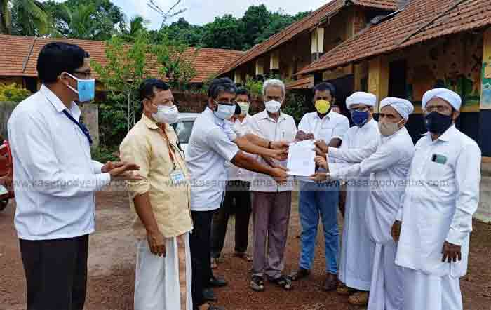 Kasaragod, Kerala, News, SYS, ASB School should be upgraded to High School: SYS.