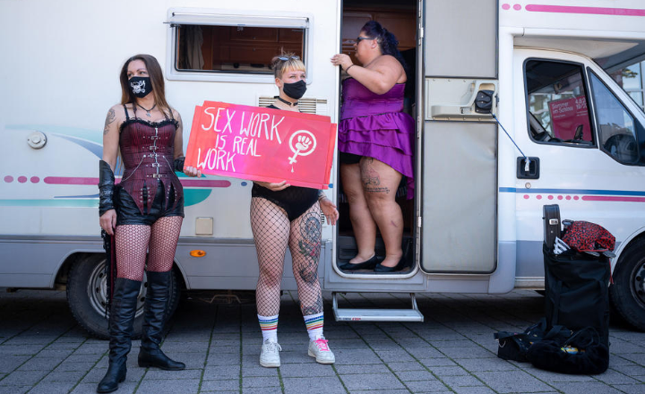 COVID-19 Pandemic causes number of registered prostitutes to reduce in Germany