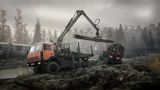 SPINTIRES pc game wallpapers|images|screenshots