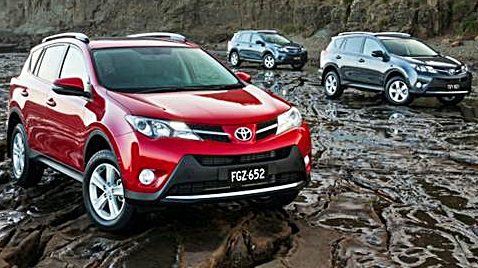 2018 Toyota Rav4 Redesign And Release Date Uk Auto Toyota Review