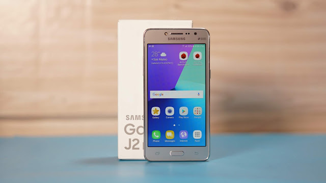 Cara flashing Samsung Galaxy J2 Prime SM-G532G di PC