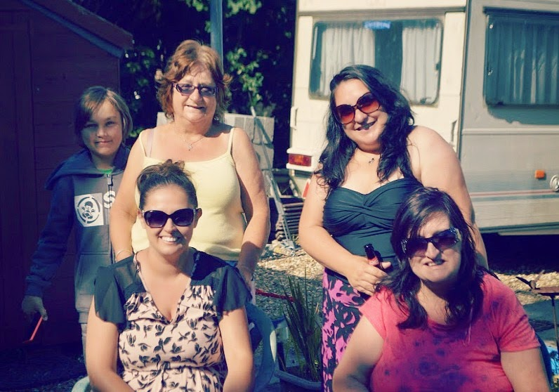 , A Birthday Family Barbecue