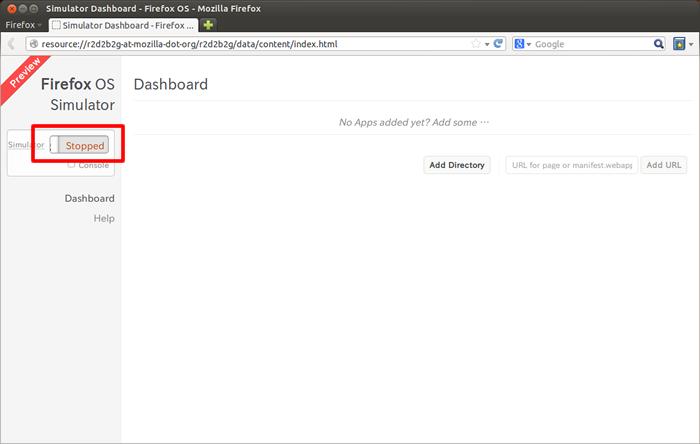 Firefox OS Simulatorを試してみた -2