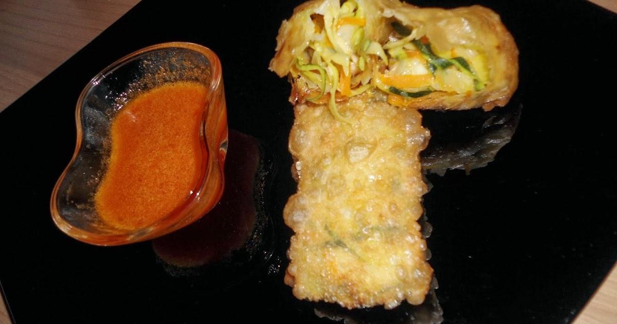 La cucina del bradipo involtini di pasta fillo ripieni di for Una salsa da cucina cinese