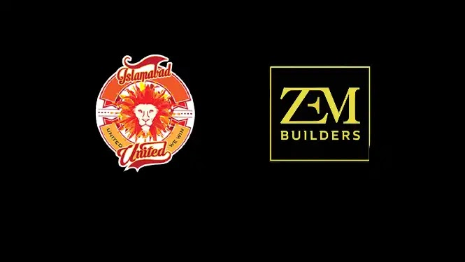 ZEM Builders Became the Islamabad United Official Sponsor for PSL 6