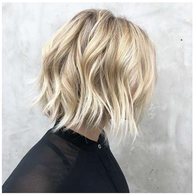 bob hair  2020