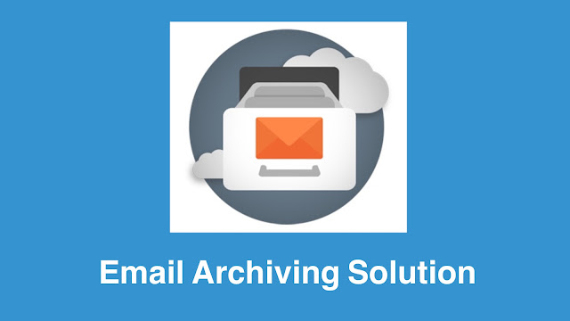 Email archiving benefits