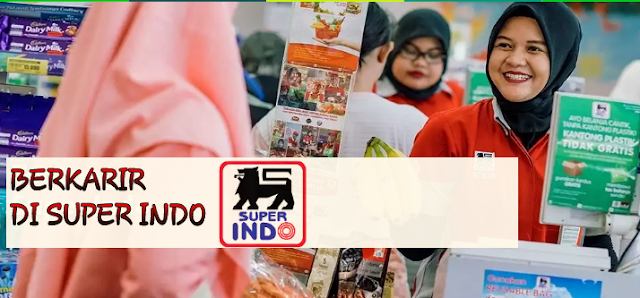 Lowongan Kerja Walk In Interview Lion Super Indo September 2017