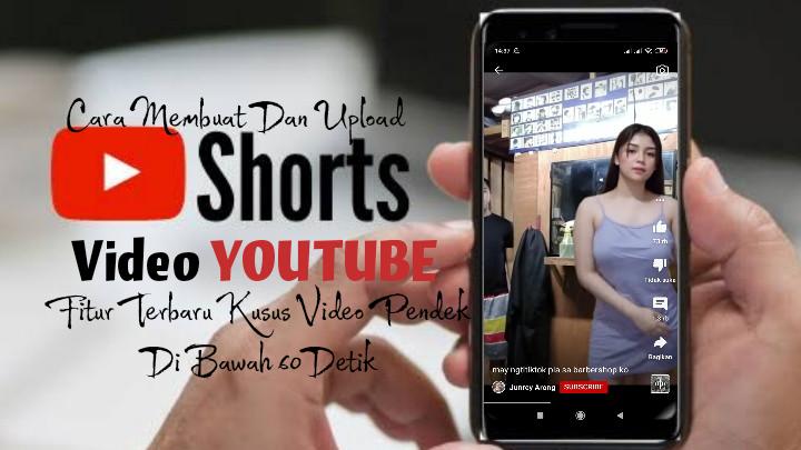 Cara Upload Video Shorts Beta  Youtube