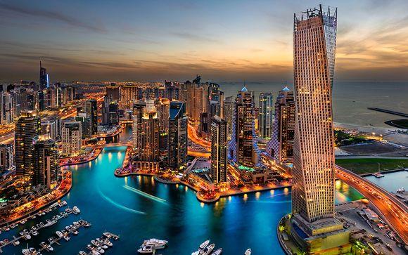 اماكن سياحية في دبي شهر العسل