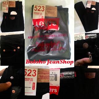 Jual celana jeans slim fit murah Lampung