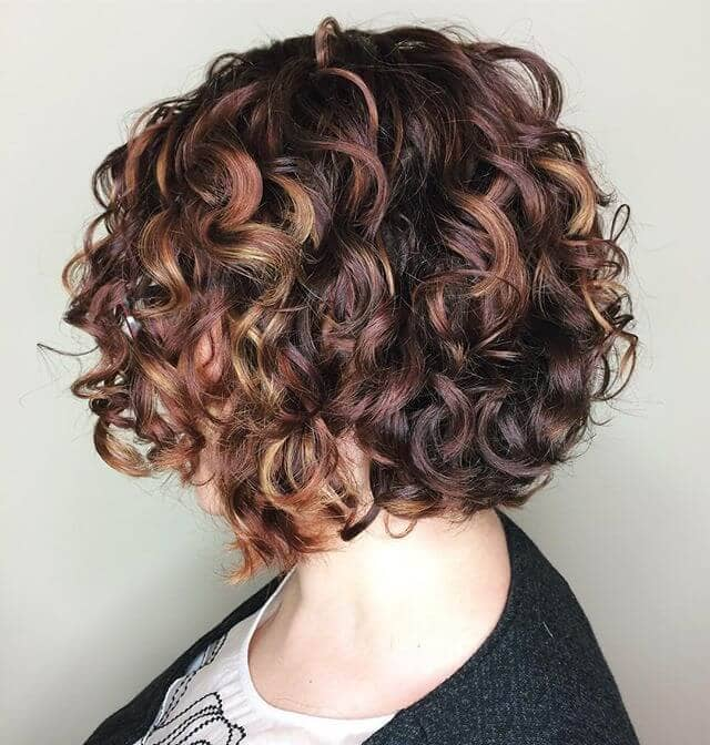 curly hairstyles for women 2018