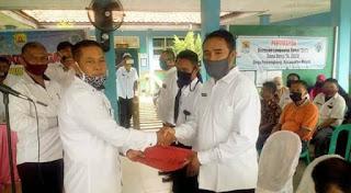 Desa Pamengkang Mundu Melaksanakan Pelantikan Tenaga Pembantu Desa (TPD)