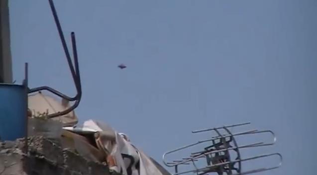 Εμφάνιση ΑΤΙΑ στην πόλη του Μεξικού (Βίντεο)