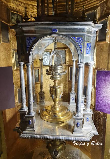 Santa Espina del Monasterio de la Santa Espina