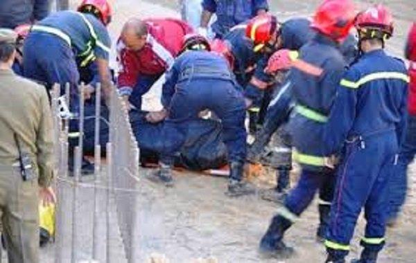 فاجعة جديدة : نهاية مأساوية لعامل بناء ضواحي أكادير صدمت كل من عاينها
