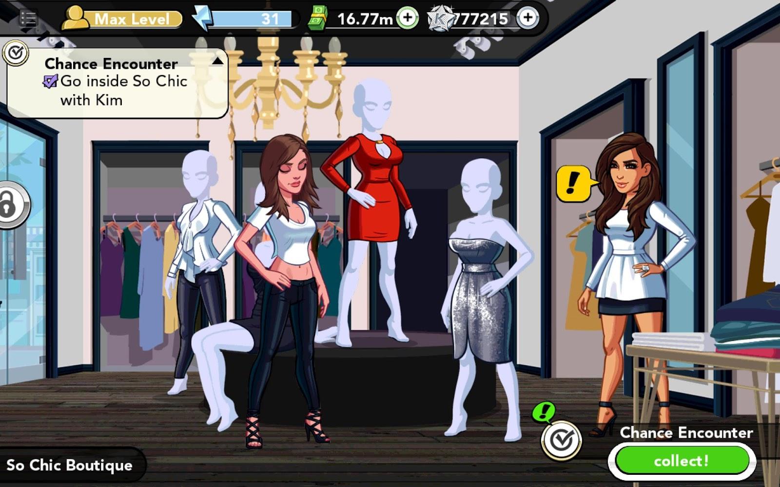 Face Games Kim Kardashian Hollywood