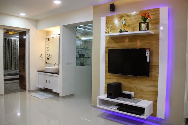 2 bhk flat interior design ideas almira