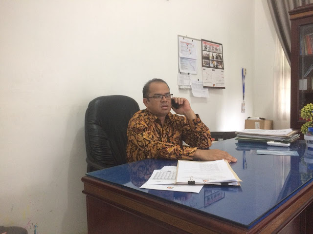 KPU Langkat : Masih PDIP Yang Melakukan Perbaikan Berkas Bacaleg 2019