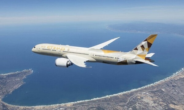 Abu Dhabi, Etihad Airways First Official Flight to Israel Departure from AUH Intl Airport