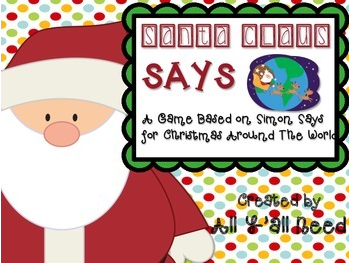Santa Claus Says by All Y'all Need