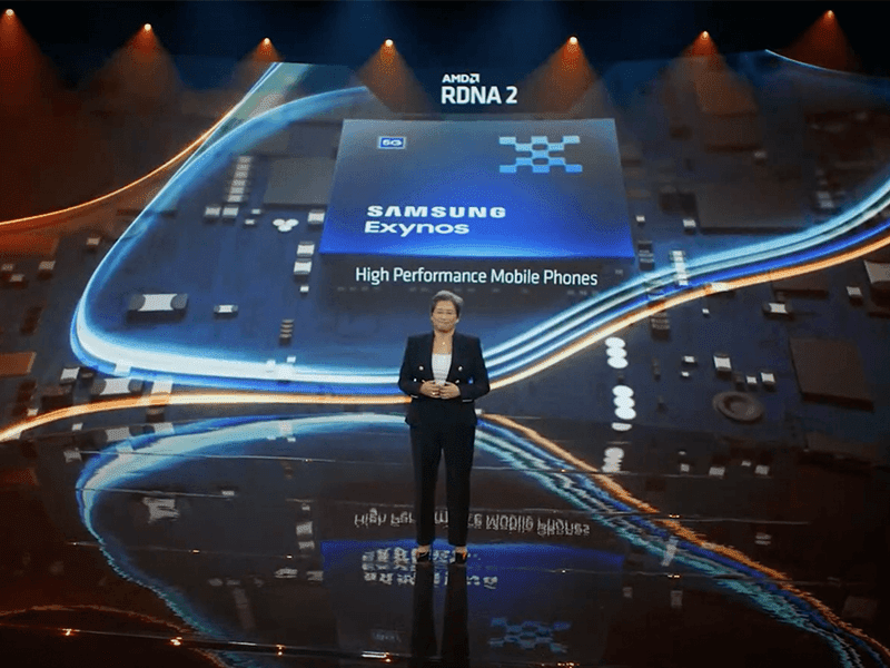 Computex 2021: AMD RDNA 2 coming to Samsung flagship SoC later this year!