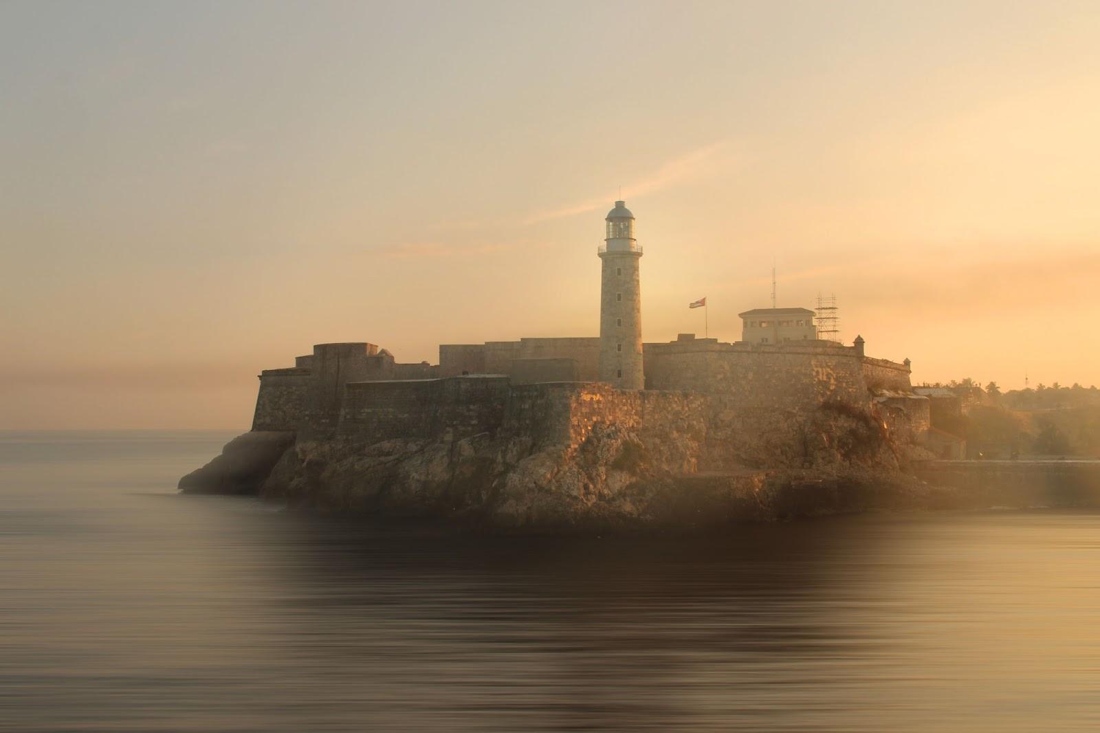 Havana Castle Morro
