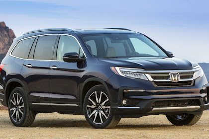 2021 Honda Pilot Review, Specs, Price